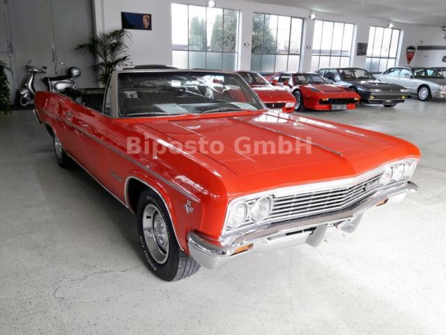 chevrolet impala ss cabrio biposto gmbh classic cars rheinstetten. Black Bedroom Furniture Sets. Home Design Ideas
