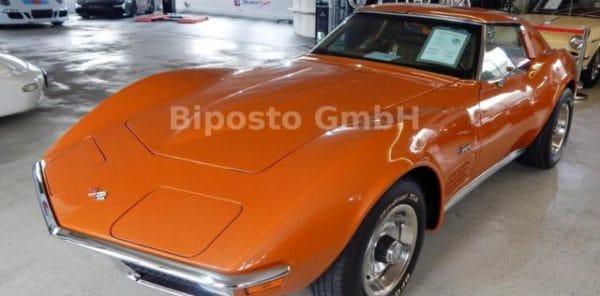 corvette corvette c3 targa biposto gmbh classic cars. Black Bedroom Furniture Sets. Home Design Ideas