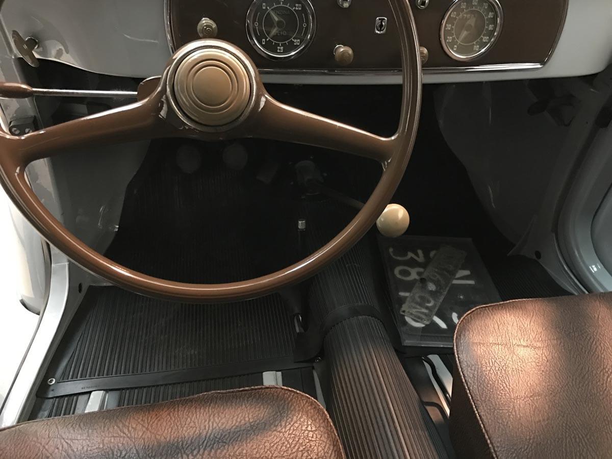 fiat 500 c topolino biposto gmbh classic cars in. Black Bedroom Furniture Sets. Home Design Ideas